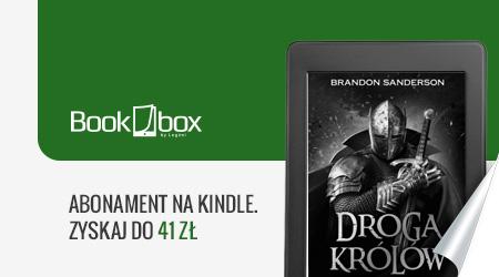 Sprawdź Book box - zyskaj do 41 zł