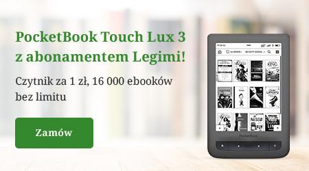 PocketBook z abonamentem Legimi