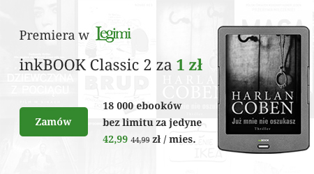 inkBOOK Classic 2 w Legimi